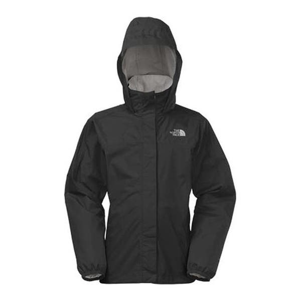 ce89ebbe8 Shop The North Face Girls' Resolve Reflective Jacket TNF Black ...