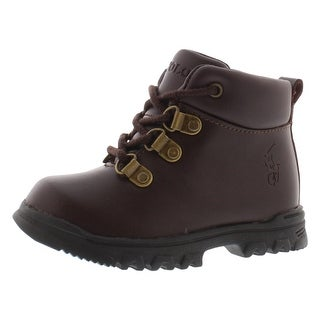 Polo Ralph Lauren Hainsworth Boots Infant's Shoes - 5.5 M US Toddler