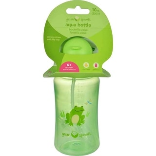 Green Sprouts Aqua Bottle, Green - 1 ct