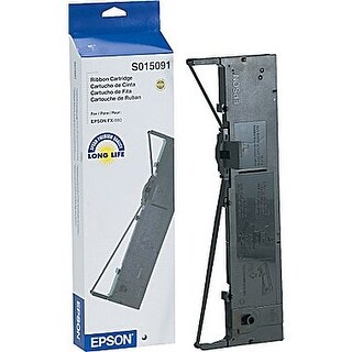 Epson Black Fabric Ribbon Cartridge Ink Cartridge