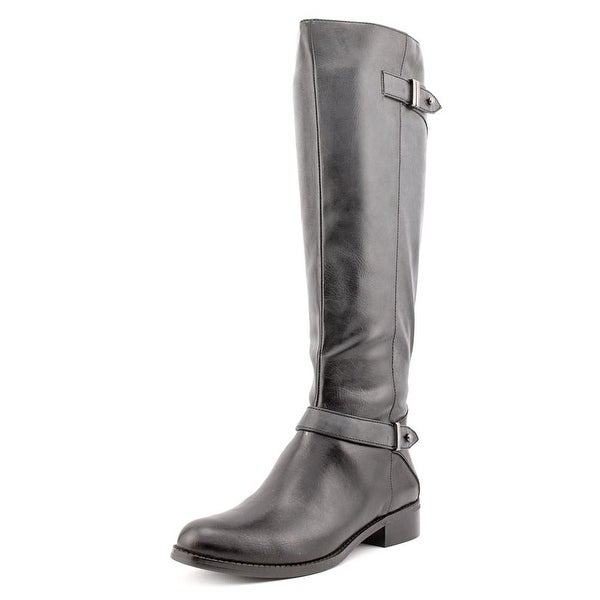 Alfani Mable Women Round Toe Synthetic Knee High Boot