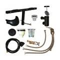 LCL Beauty Ultra-Light High Tensile Strength Abs Salon Shampoo Bowl with Vacuum Breaker - Thumbnail 4
