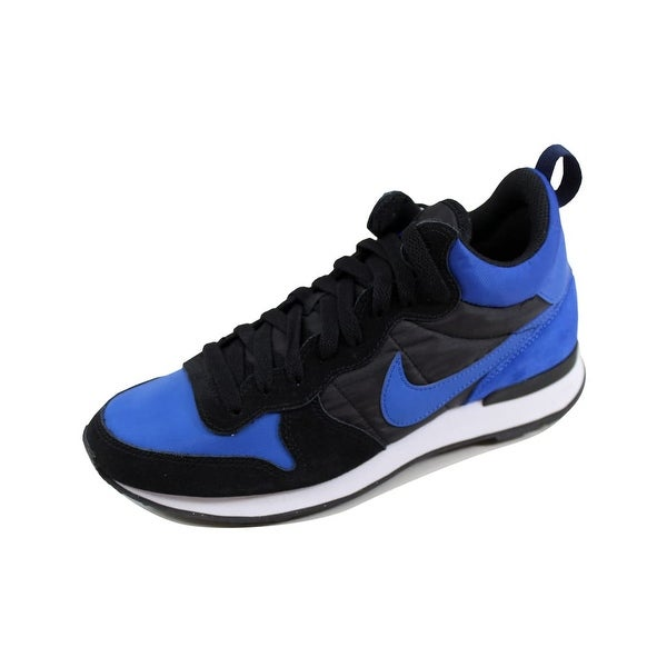 Nike Men's Internationalist Mid Varsity Royal/Varsity Royal-Black-White682844-404