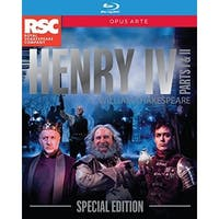 Henry IV Part 1 & 2 - Special Edition [BLU-RAY]