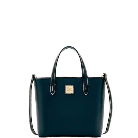 Dooney & Bourke Saffiano Mini Waverly Top Handle Bag (Introduced by Dooney & Bourke in Apr 2017)