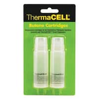 ThermaCELL C-2 Mosquito Repellent Butane Cartridge Refill, Two Pack