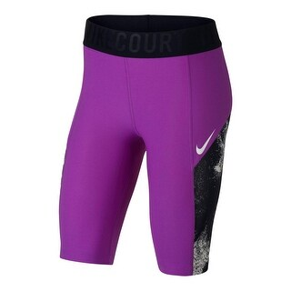Nike Womens Power Shorts Graphic Printed