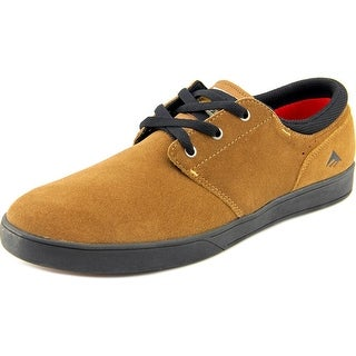 Emerica The Figueroa Round Toe Canvas Sneakers