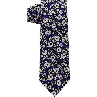 Link to Tommy Hilfiger Mens Chelsea Botanical Neck Tie Silk Floral Similar Items in Ties