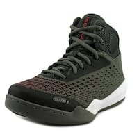 And1 Ascender Youth  Round Toe Synthetic Gray Basketball Shoe
