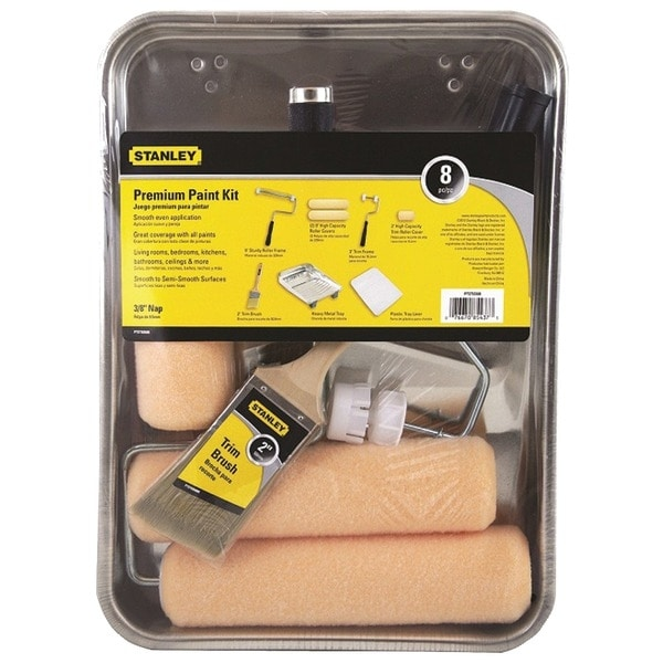 Stanley Ptst03508 Premium 8-Piece Paint Kit