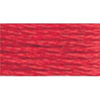 Persian Red - DMC Satin Floss 8.7yd