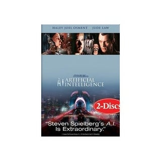 A I ARTIFICIAL INTELLIGENCE (DVD) (FULL FRAME/SPECIAL EDITON)D