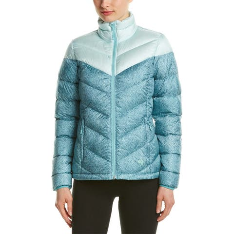 Mountain Hardwear Ratio Printed Down Jacket - XS