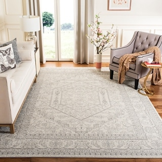 Link to Safavieh Adirondack Cheyenne Vintage Boho Oriental Rug Similar Items in Transitional Rugs