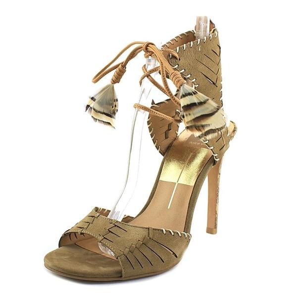 Dolce Vita Hunter Women Olive Sandals