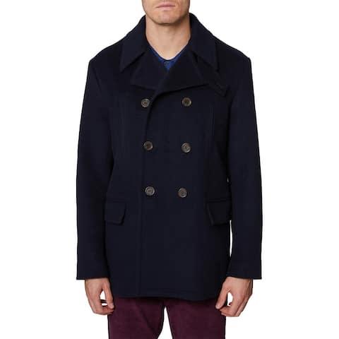 Hickey Freeman Wool & Cashmere-Blend Coat