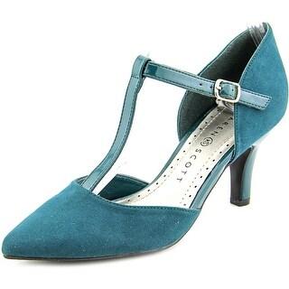 Karen Scott Griffin Women Pointed Toe Synthetic Heels