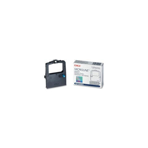 OKI 52102001 Oki Black Ribbon Cartridge - Black - Dot Matrix - 3 Million Characters - 1 Each - Retail