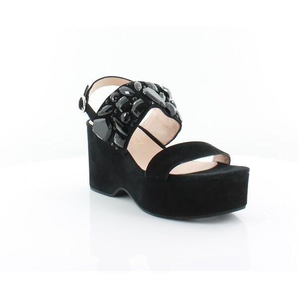 Marc By Marc Jacobs Lily Women's Sandals & Flip Flops Black - 8.5