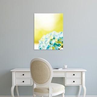 Easy Art Prints Carolyn Cochrane's 'Hydrangea' Premium Canvas Art
