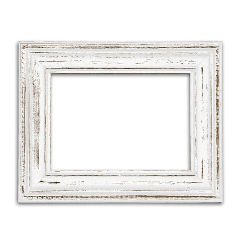"""Classic Edition 1.5"""" Thick White Frame Collection"""