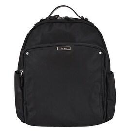New Tumi 481970 BLACK Nylon Small Rucksack Backpack