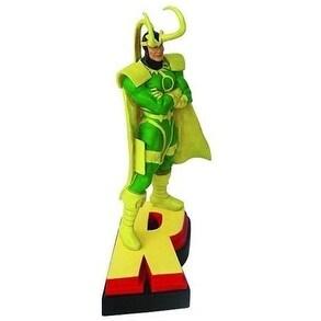 "Marvel Avengers Loki Letter Figure ""R"" - multi"
