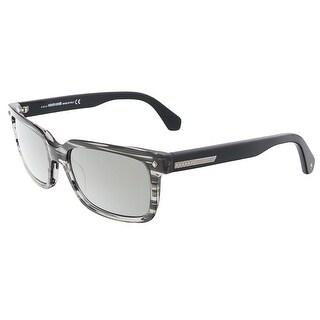 Roberto Cavalli RC 834/S 20B Black Wayfarer Sunglasses