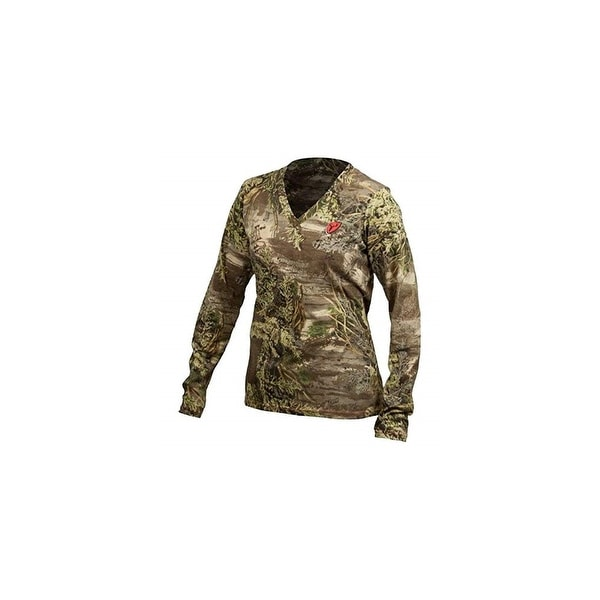 b6934d3d6391c Shop ScentBlocker Ladies Long Sleeve Shirt, Color: Realtree Max-1 - Size:  Small - Free Shipping On Orders Over $45 - Overstock - 26478344