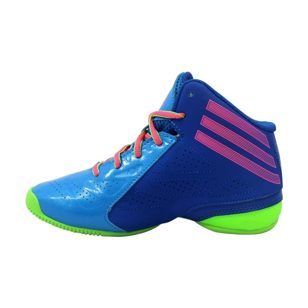 Adidas Men's Next Level Speed 4 Basketball Black Shoes
