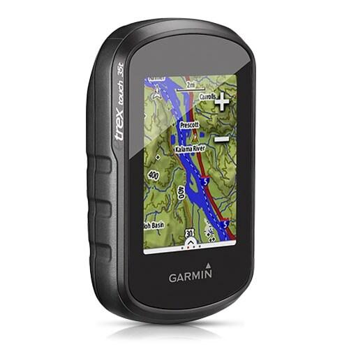 Garmin eTrex Touch 35t Topo US 100K Handheld GPS