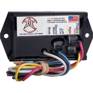 Rigid Industries (40612) 6 Amp 12V LED Flasher