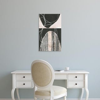 Easy Art Prints Jennifer Paxton Parker's 'Optimism II' Premium Canvas Art
