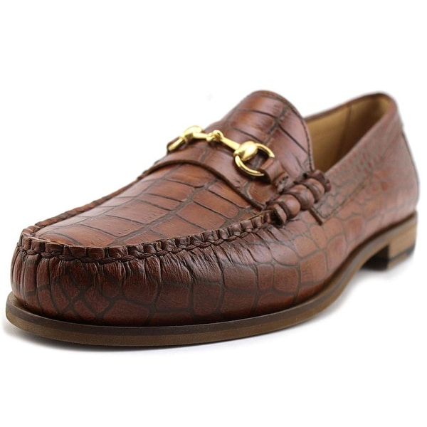 Warfield & Grand Santana Brown Loafers