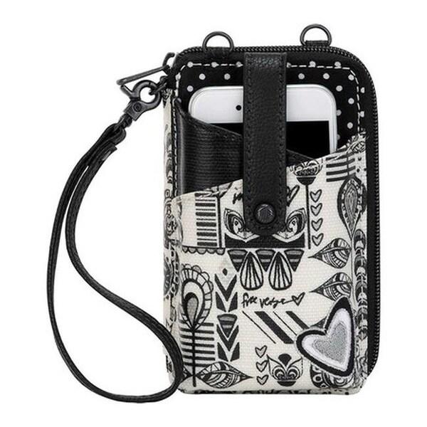Shop Sakroots Women's Artist Circle Smartphone Wristlet II