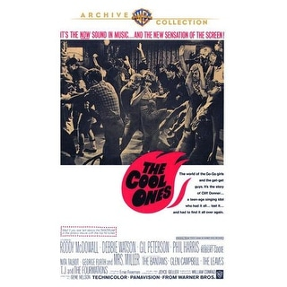 Cool Ones, The DVD Movie 1967