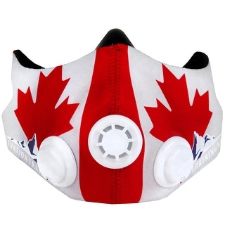 """Elevation Training Mask 2.0 """"Canada"""" Sleeve Only - Red"""