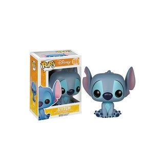 Funko POP Disney Lilo & Stitch - Stitch seated Vinyl Figure - Multi