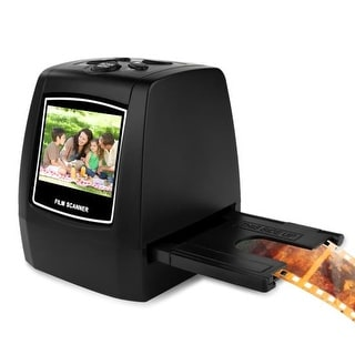 Film Scanner & Slide Digitizer - Digital Image Converter
