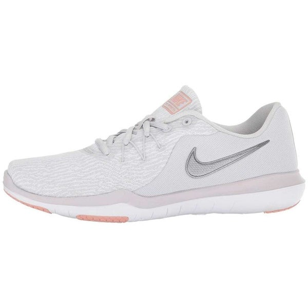 64638ea80d9c Shop Nike Womens flex supreme tr 6 Low Top Lace Up Running Sneaker ...
