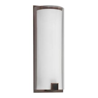 "AFX NLS0619124PMV 1 Light ADA Compliant 19"" Bathroom Sconce from the Nolan Collection - Oil Rubbed Bronze"