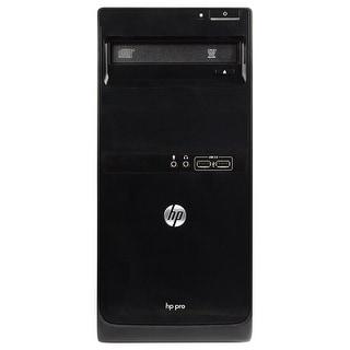 Refurbished HP Pro 3405 Tower AMD A6-3620 2.3G 8G DDR3 1TB DVD WIN 10 Pro 64 1 Year Warranty - Black