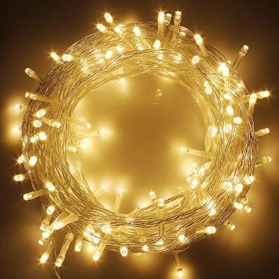 33FT 100 LED Indoor String Lights Warm White - Medium