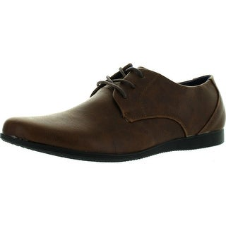 Coronado Men Casual Shoes Cole-2 Comfort Soft Classic Oxford With A Plain Toe
