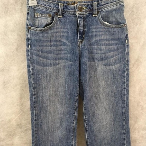 Shop Justice Jeans Size 16 R 27 x 18.5 Girls blue denim - Free Shipping On  Orders Over  45 - Overstock.com - 23168793 a4db0ea3c09b
