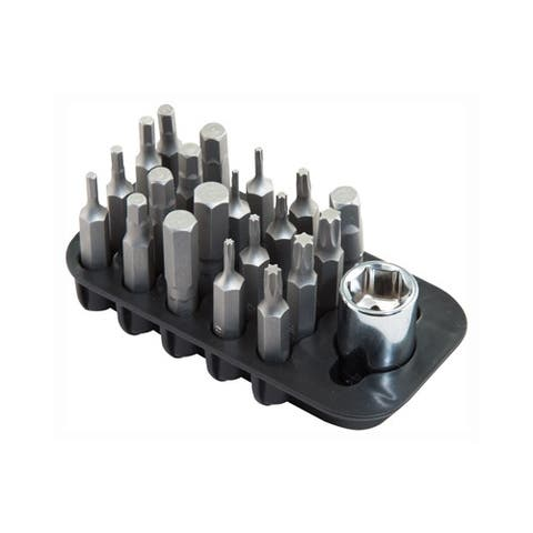 Wheeler 954671 wheeler 21-pc add on kit for screwdriver kits