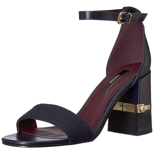 kensie Women's Saleema Heeled Sandal - 7