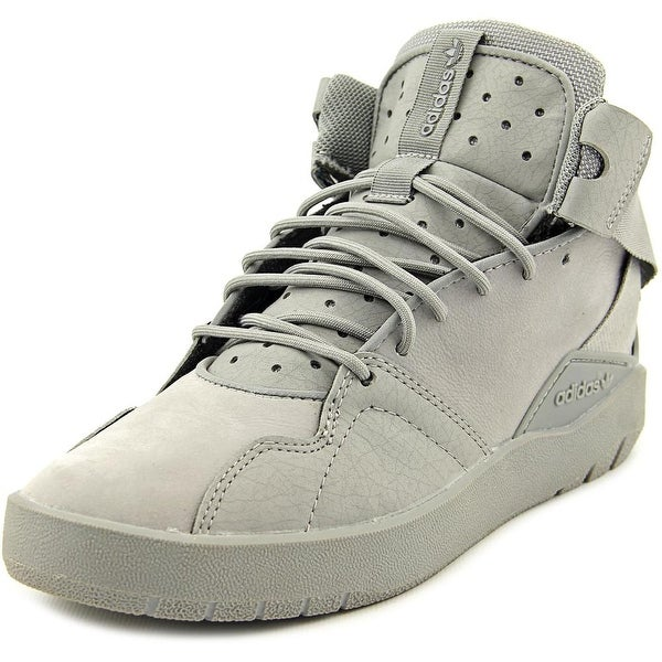 huge selection of f57e7 11d5b Adidas Crestwood Mid J Youth Round Toe Synthetic Gray Sneakers