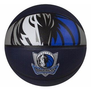 Spalding NBA Dallas Mavericks Full-Sized Basketball